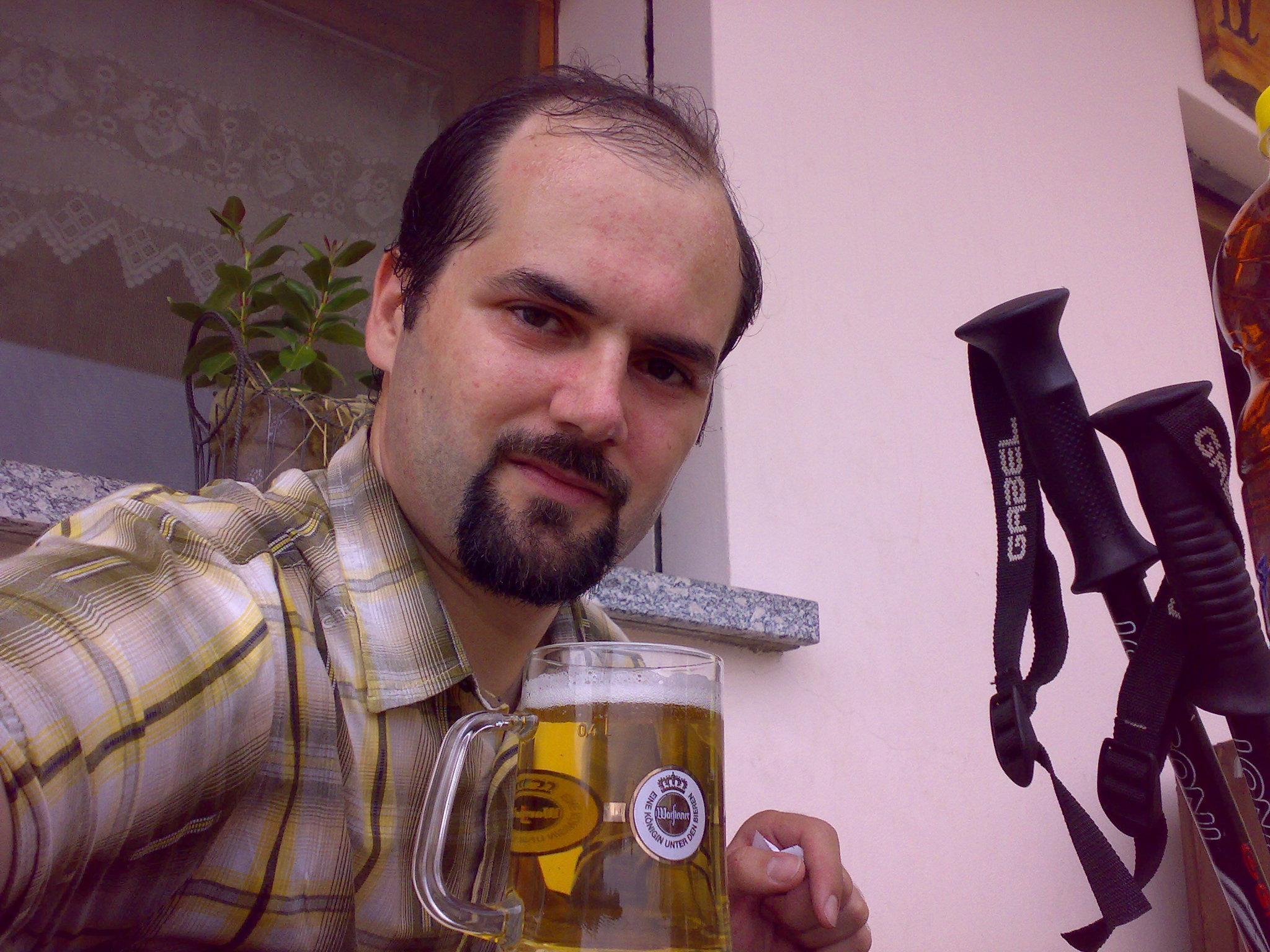 La birra di fine attivazione